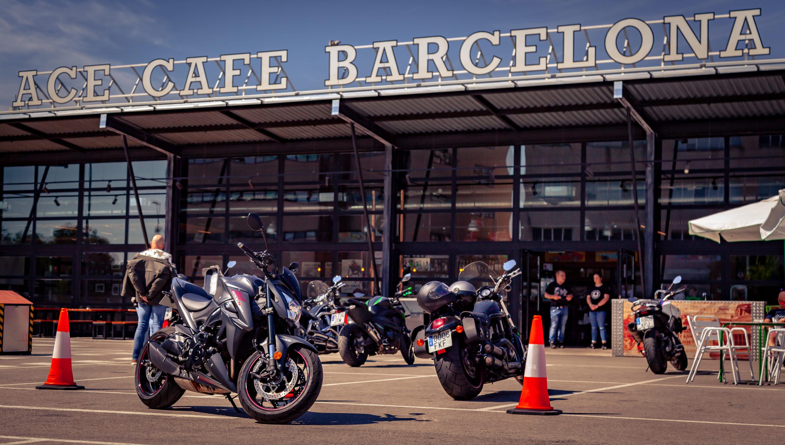 suzuki gsx-s1000 outside ace cade barcelona