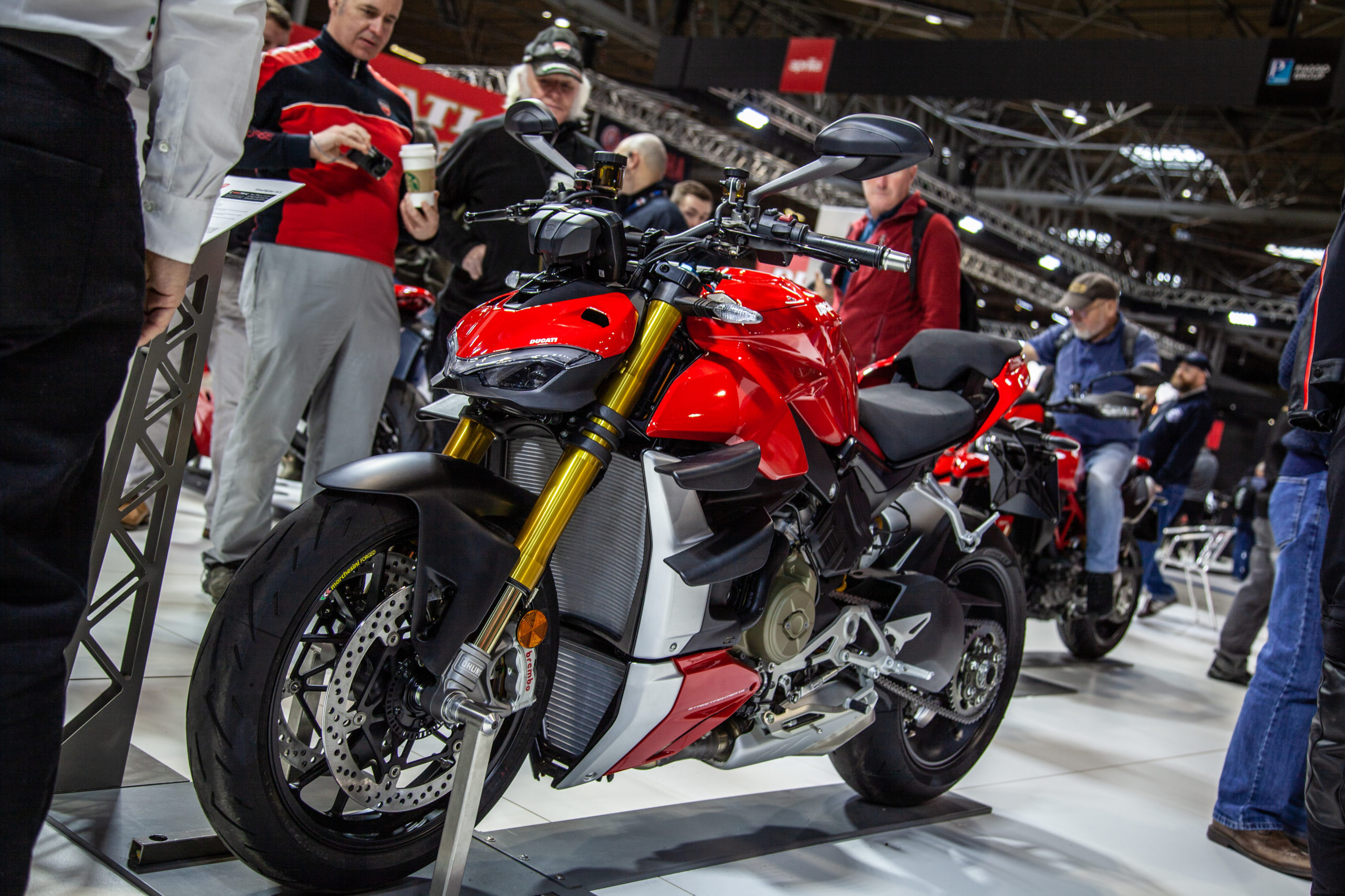 motorcycle live 2019 IOMTT display 5