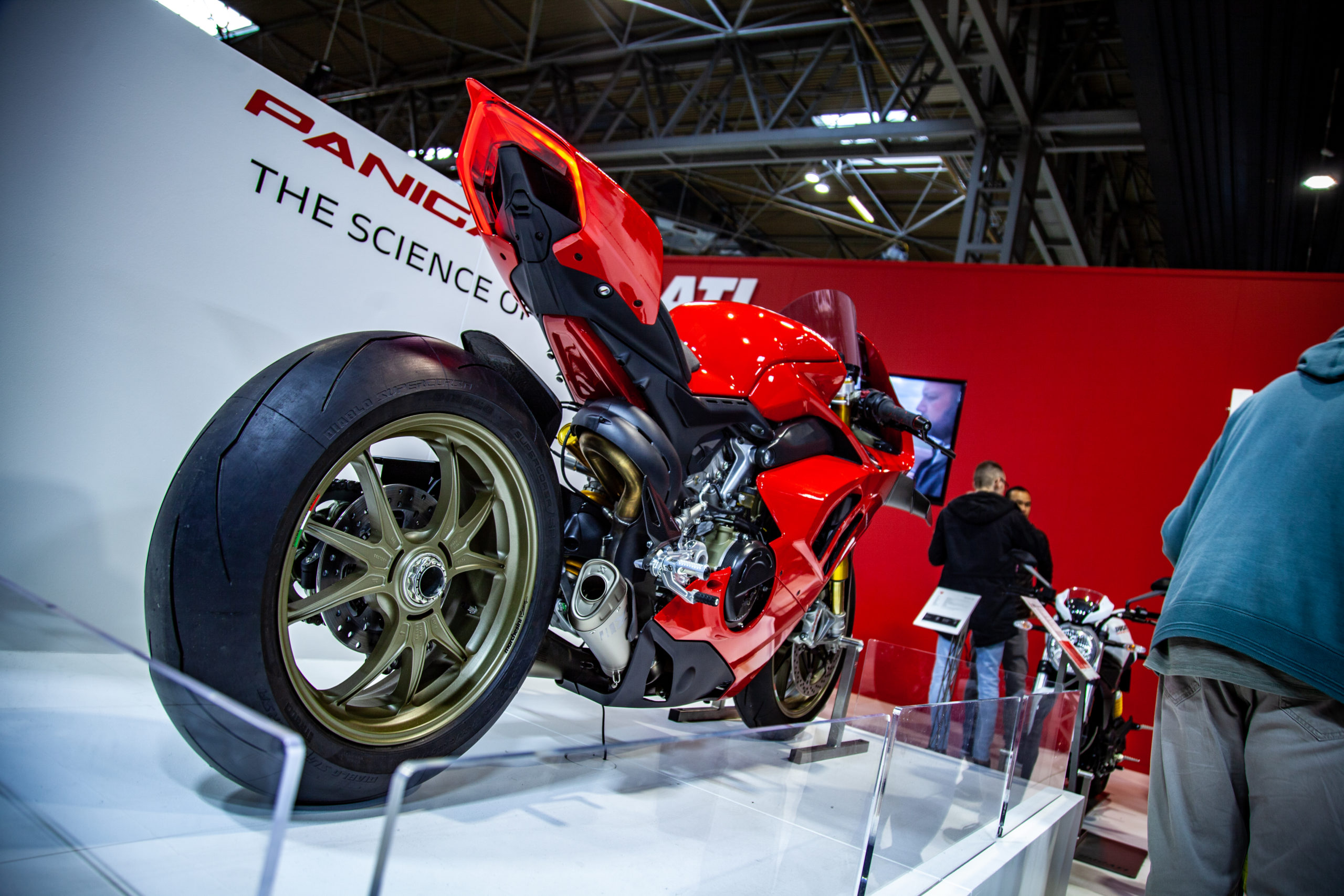 motorcycle live 2019 IOMTT display 3
