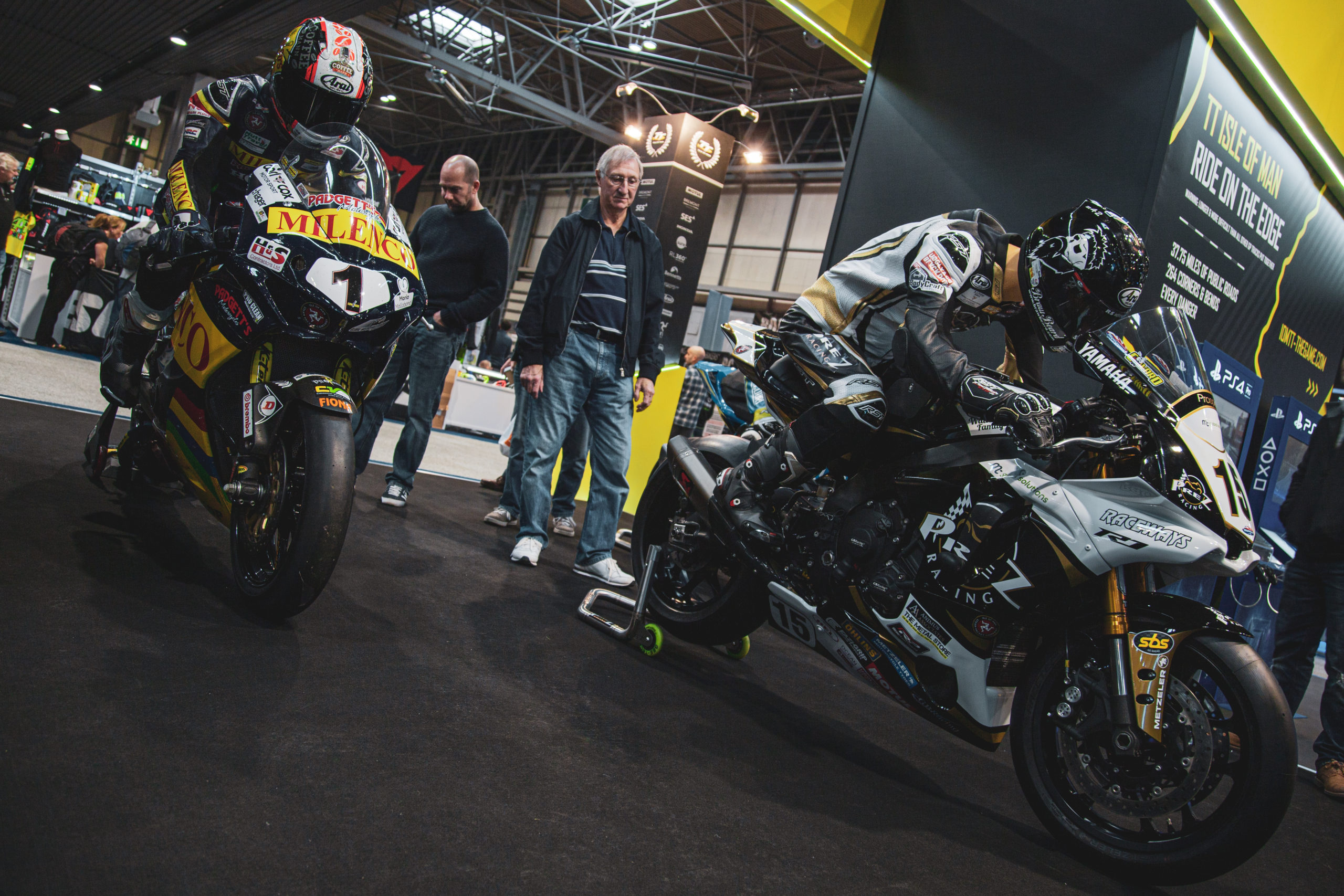 motorcycle live 2019 IOMTT display 1